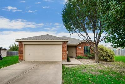 Forney Single Family Home Active Option Contract: 1005 Henry Court