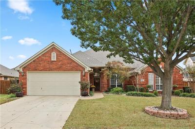 Flower Mound Single Family Home Active Option Contract: 2817 Meadow Green Drive