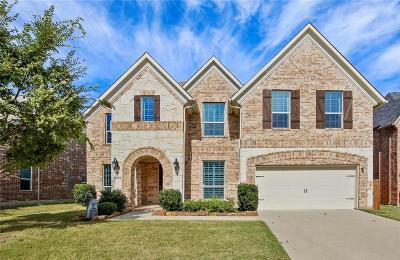 Frisco Single Family Home Active Option Contract: 14252 Eastwick Court