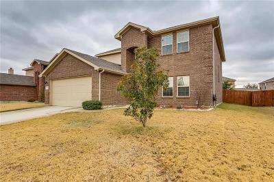 Rhome TX Single Family Home Active Contingent: $230,000