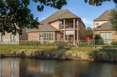 Frisco Single Family Home For Sale: 37 Secluded Pond Drive