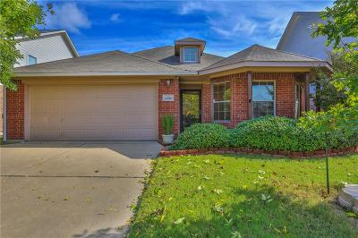 Waxahachie Single Family Home Active Option Contract: 1638 Wildflower Drive