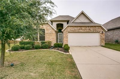 Forney Single Family Home Active Option Contract: 3008 Rocking Hills Trail