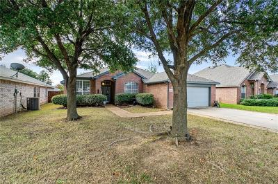 Corinth TX Single Family Home Active Option Contract: $249,900