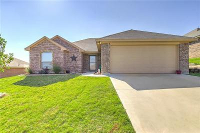 Weatherford Single Family Home For Sale: 1005 Inverness Drive
