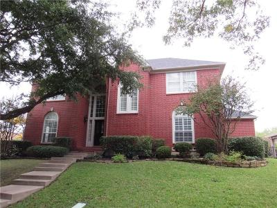 Dallas County, Denton County Single Family Home For Sale: 2331 Southern Oak Drive