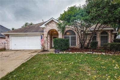 North Richland Hills Single Family Home Active Option Contract: 6820 Old Mill Road