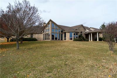 Denton County Single Family Home For Sale: 1020 Fincher Trail
