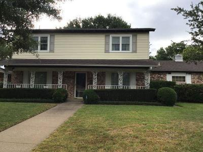 Dallas County Single Family Home For Sale: 12324 Coolmeadow Lane