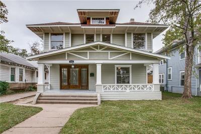 Single Family Home For Sale: 121 S Montclair Avenue
