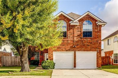Plano Single Family Home Active Option Contract: 6908 Sugar Maple Creek