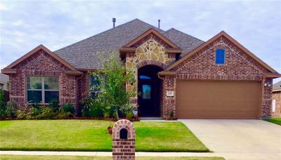 Forney Single Family Home For Sale: 237 Arbury