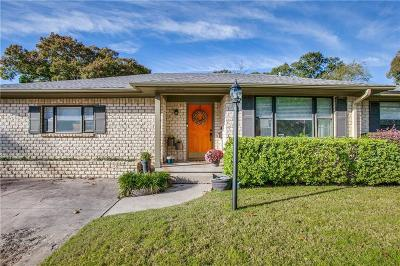 Single Family Home Active Option Contract: 6447 Dunstan Lane