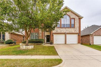 Fort Worth Single Family Home For Sale: 4624 Vista Meadows Drive