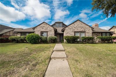 Dallas Half Duplex For Sale: 3924 Saint Christopher Lane