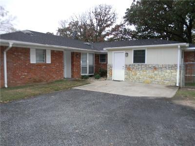Denison Single Family Home For Sale: 701 Verna Lane