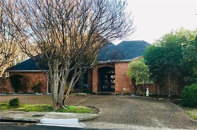 Dallas Single Family Home For Sale: 5714 Glen Heather Drive