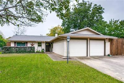 Richardson Single Family Home For Sale: 407 Beverly Drive