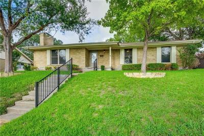 Dallas County Single Family Home For Sale: 10117 Robin Hill Lane