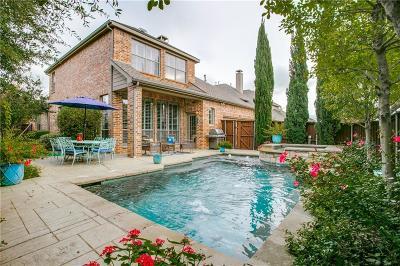 Allen Single Family Home For Sale: 937 Rosemoor Drive