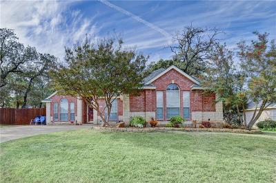 Joshua Single Family Home For Sale: 410 Baldwin Drive