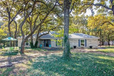 Fort Worth Single Family Home For Sale: 5444 Oak Haven Drive