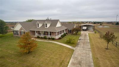 Forney Single Family Home Active Option Contract: 16724 County Road 221