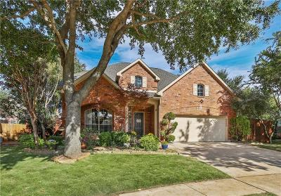 Flower Mound Single Family Home Active Option Contract: 4200 Shelby Court