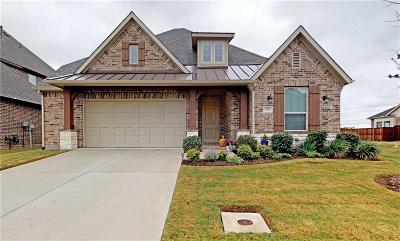 Flower Mound Single Family Home For Sale: 11555 Winecup Road
