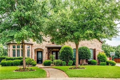 Highland Village Single Family Home Active Option Contract: 946 Excalibur Drive
