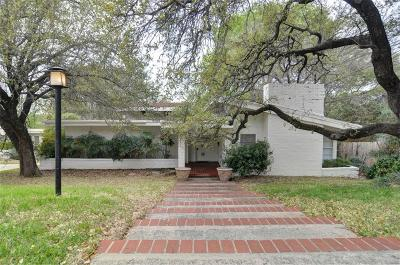 Residential Lease For Lease: 4908 Winthrop Avenue W