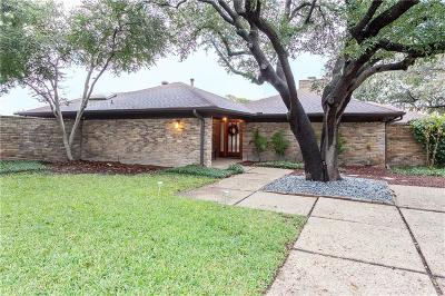 Dallas Single Family Home For Sale: 7727 Maplecrest Drive