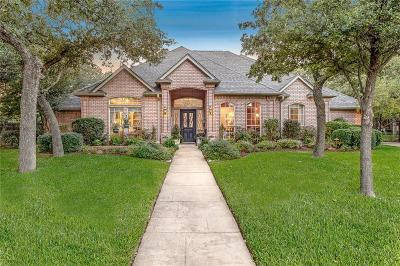 Keller Single Family Home For Sale: 1035 Oxford Court