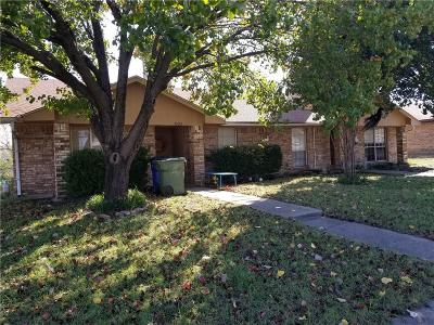 Sachse Multi Family Home For Sale: 3522 Jewel Street