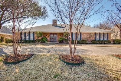 Single Family Home Active Option Contract: 6714 Barkworth Drive