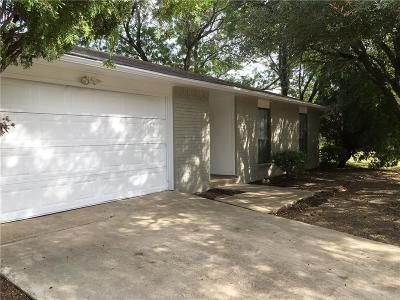 Mansfield Single Family Home For Sale: 623 Live Oak Drive