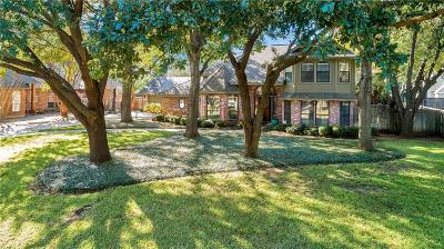 Colleyville Single Family Home For Sale: 6006 Lansford Lane