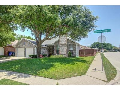 Dallas TX Single Family Home For Sale: $185,000