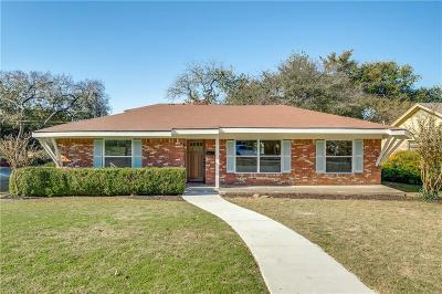 Richardson Single Family Home For Sale: 408 Hyde Park Drive