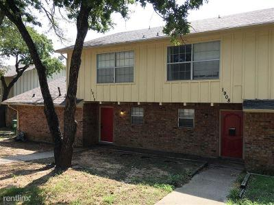 Denton Multi Family Home For Sale: 1908 Kingswood Court