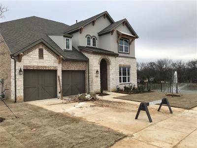 Flower Mound Single Family Home For Sale: 824 Carter Court