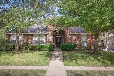 Flower Mound Single Family Home For Sale: 2316 Dana Drive