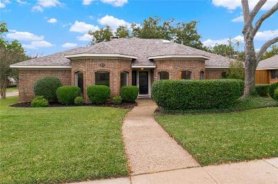 Plano Single Family Home For Sale: 1601 Nevada Drive