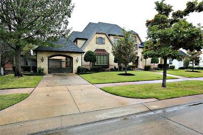Colleyville Single Family Home For Sale: 6912 Reverchon Court