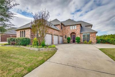 Sachse Single Family Home Active Kick Out: 7825 Shadow Glen Trail