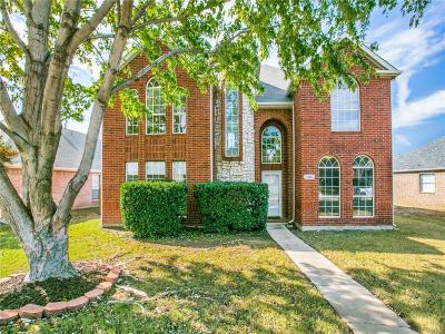 Frisco Single Family Home For Sale: 7305 Beckington Drive
