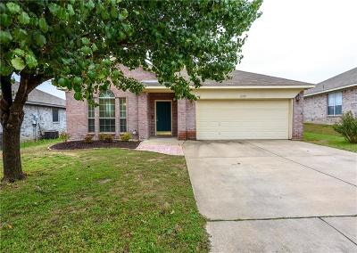 Fort Worth Single Family Home For Sale: 6371 Rainwater Way