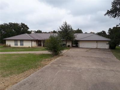 Streetman Single Family Home For Sale: 1380 Fm 80 N