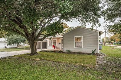 Farmersville Single Family Home For Sale: 512 Pendleton Street