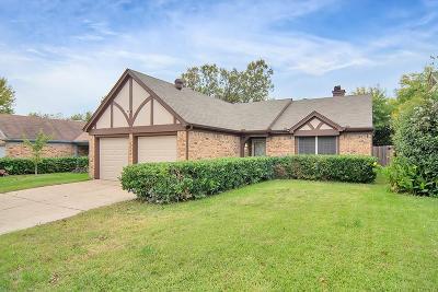 Arlington Single Family Home For Sale: 5516 Yaupon Drive